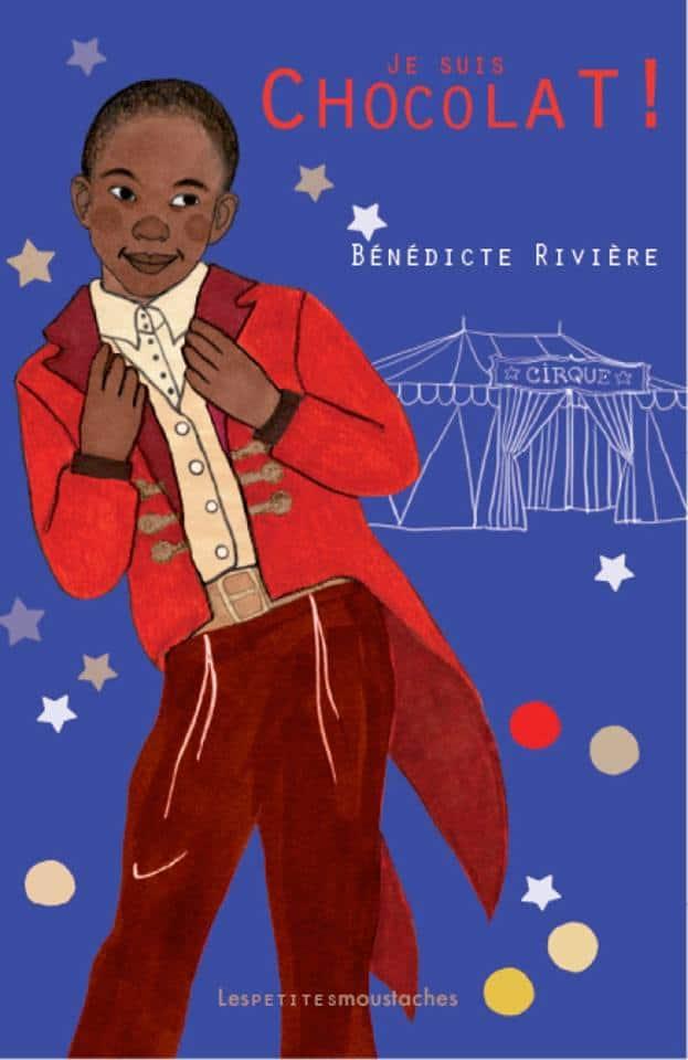 Clown Chocolat Bénédicte Rivière