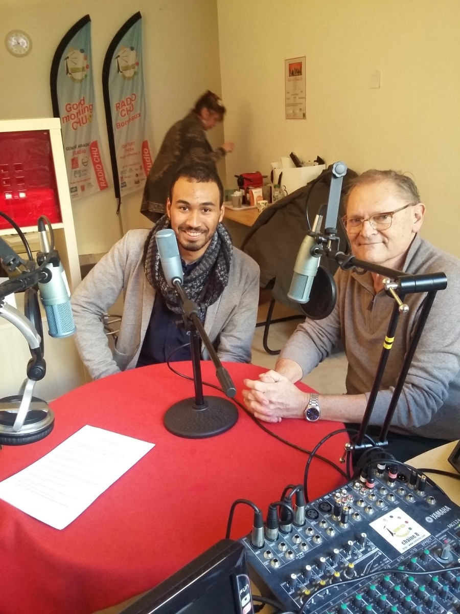 Interview Pourquoi Pas Radio CHU