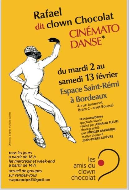 Flyer Espace St Remy Bordeaux