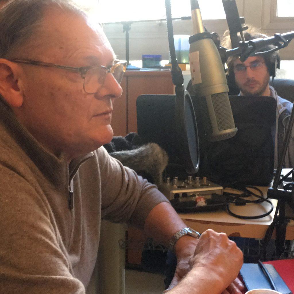 Jean Pierre Lefèvre Asso Pourquoi Pas Interview Radio CHU