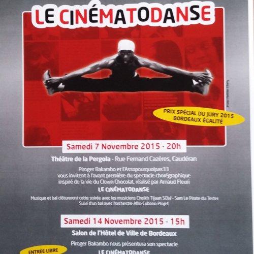 Le Cinématodanse 2015