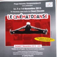 Affiche Cinematodanse