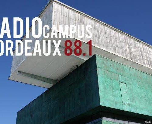 Interview Radio Campus Bordeaux