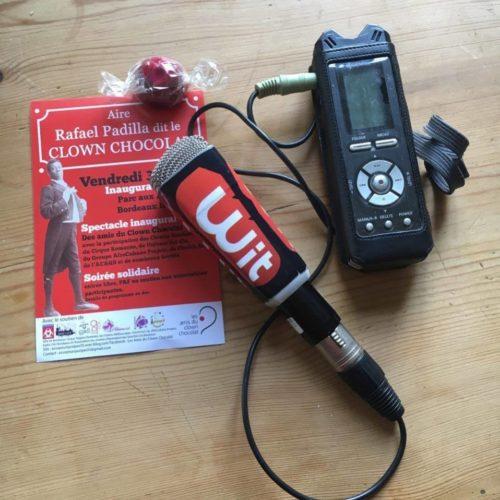 PourquoiPas Interviewée Par WitFM 100.8