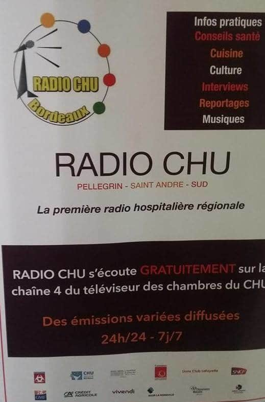 Radio CHU Bordeaux