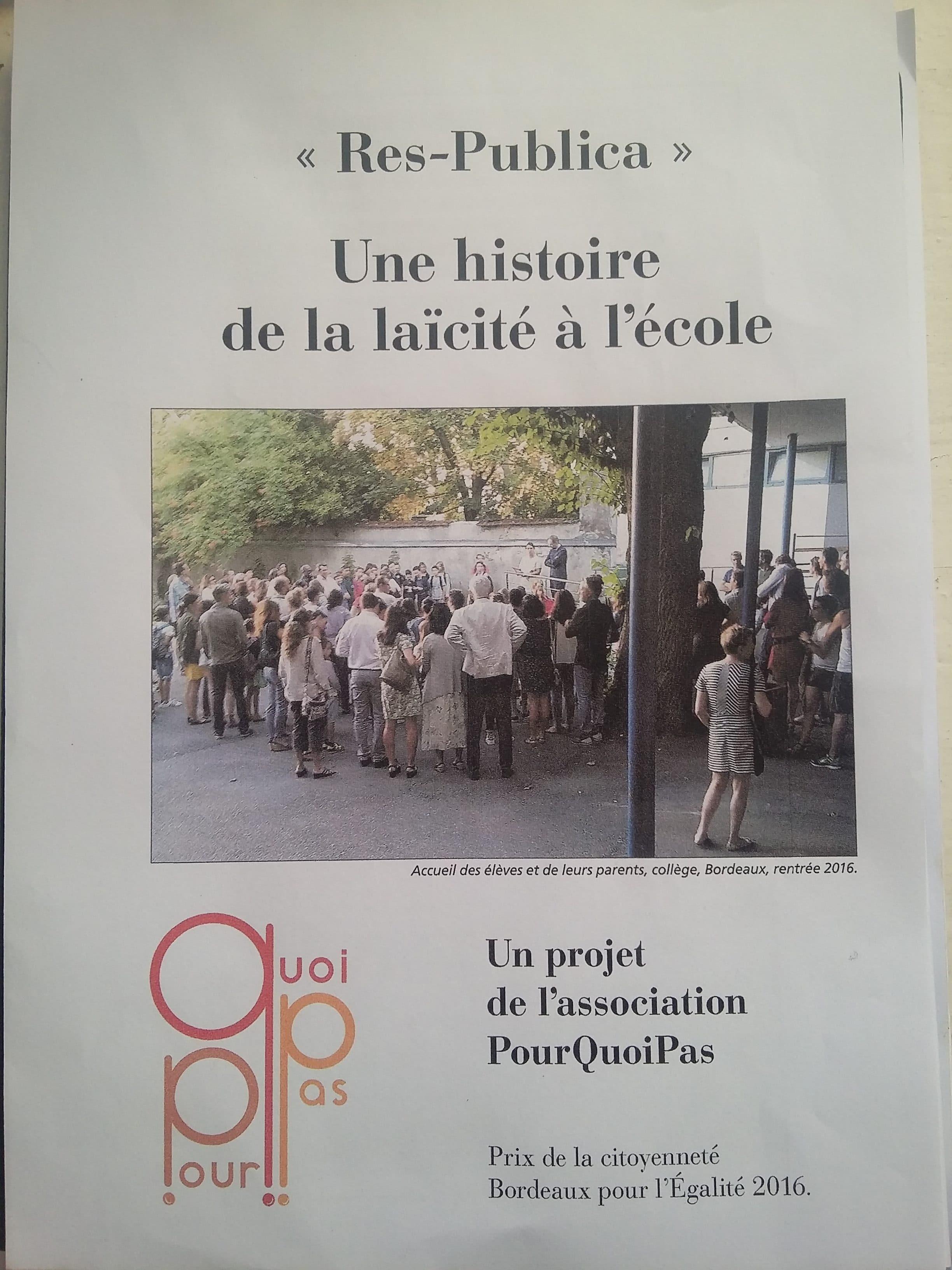Res-Publica : Une Conférence De Dominic Rousseau En  Normandie