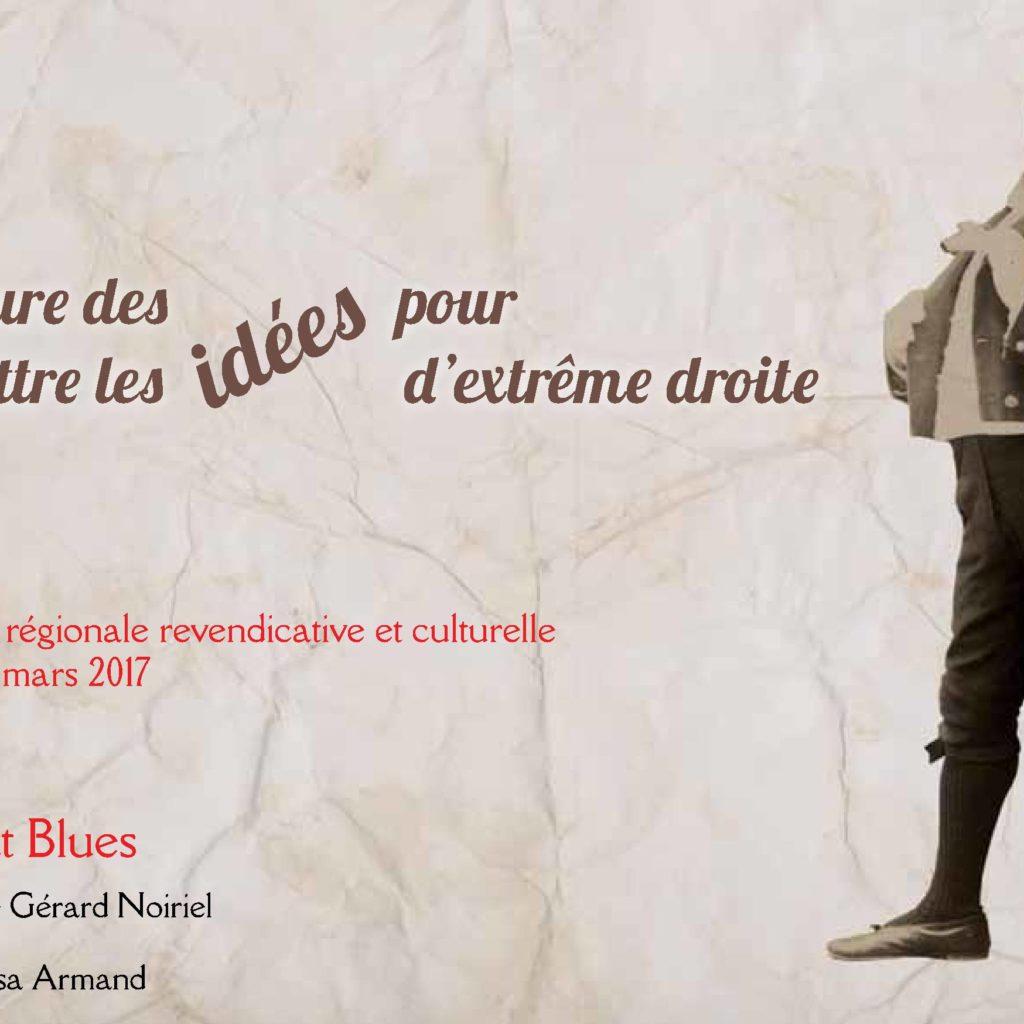 Gérard Noiriel Clown Chocolat