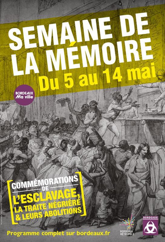 Semaine De La Mémoire Bordeaux