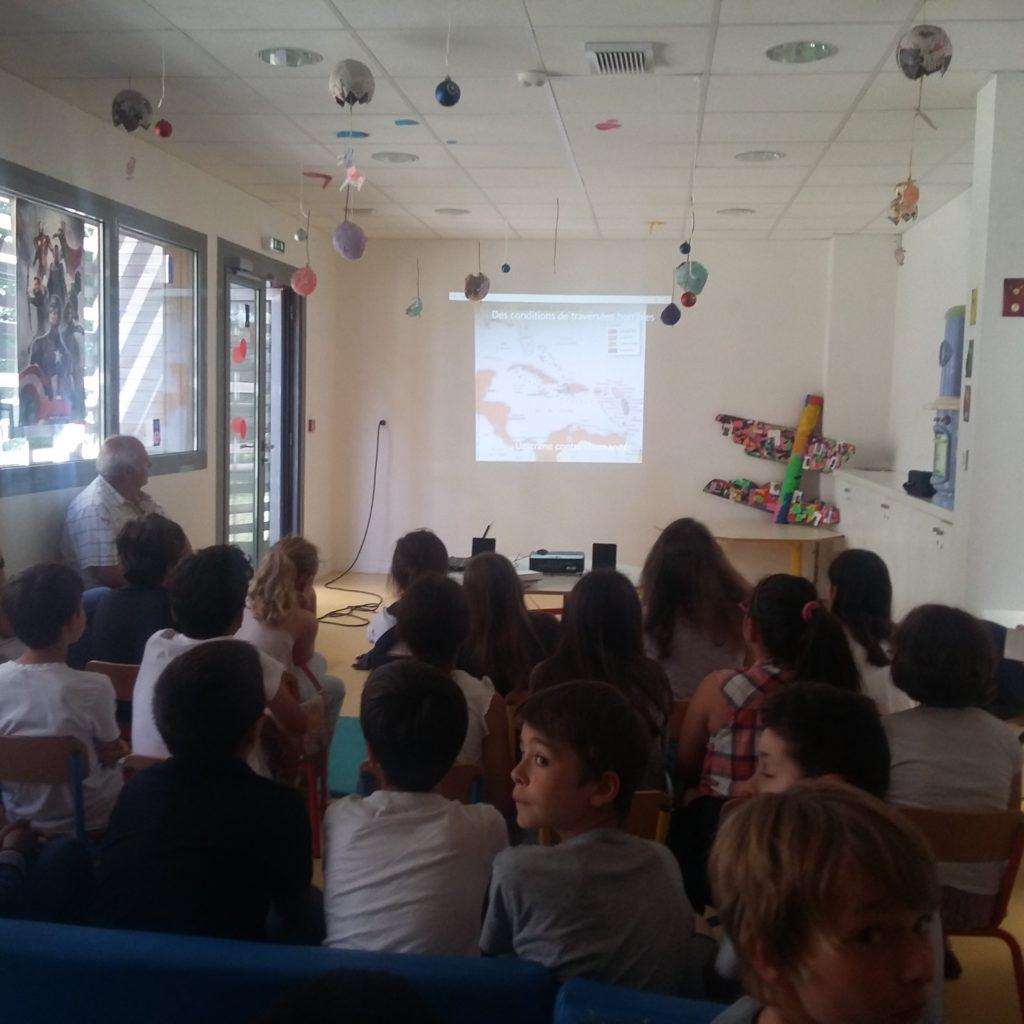 Rencontre Avec Les Enfants Au Dôme De Talence (18)