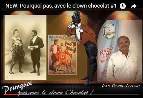 Et PourQuoiPas Avec Le Clown Chocolat Sur Radio CHU