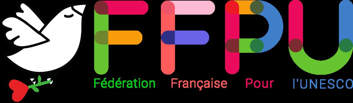 Logo De La Fédération Française Pour L'Unesco