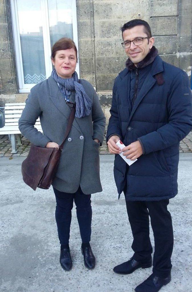 Valérie Mali Et Marik Fetouh