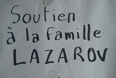 L'AssoPourQuoiPas Soutien La Famille Lazarov