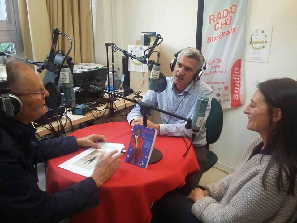 Sophie Gallo Selva Et Sébastien Perez Invités De Radio CHU