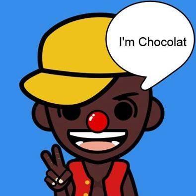Clown Chocolat By Louis Lefèvre