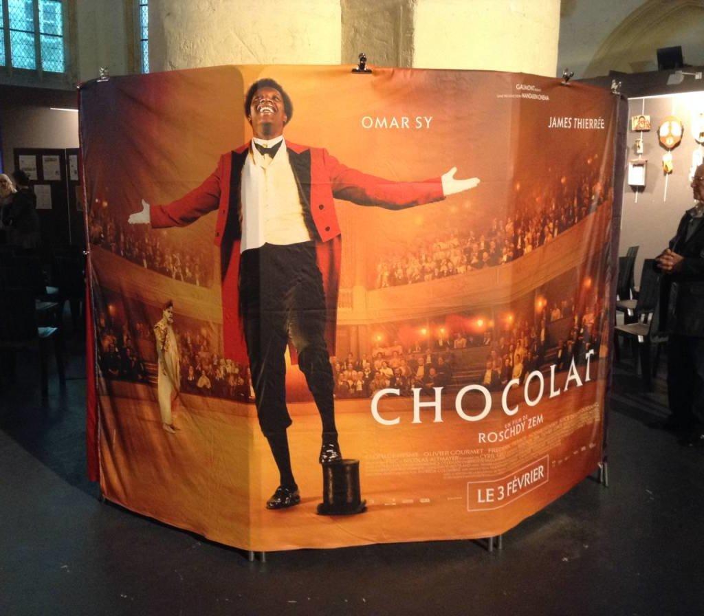 Clown Chocolat St Remi