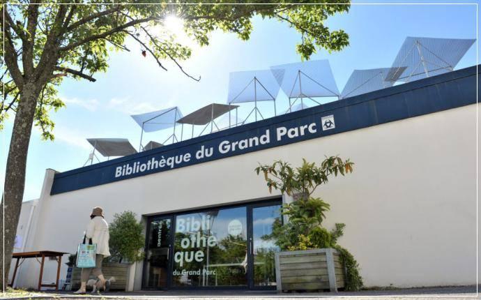 Los Triodos Bibliothèque Du Grand Parc