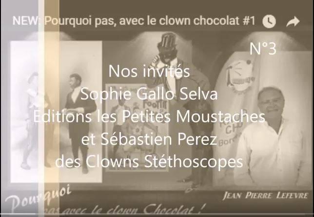 PourQuoiPas Avec Le Clown Chocolat Sur Radio Chu