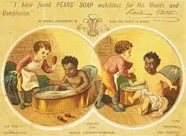 Publicité Raciste Savon
