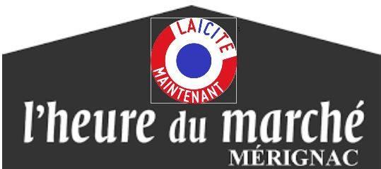 Marché De La Laïcité à Mérignac