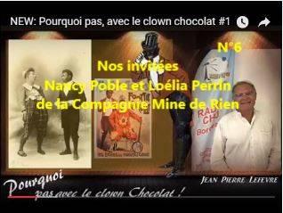 PourQuoiPas N°6 Sur Radio CHU