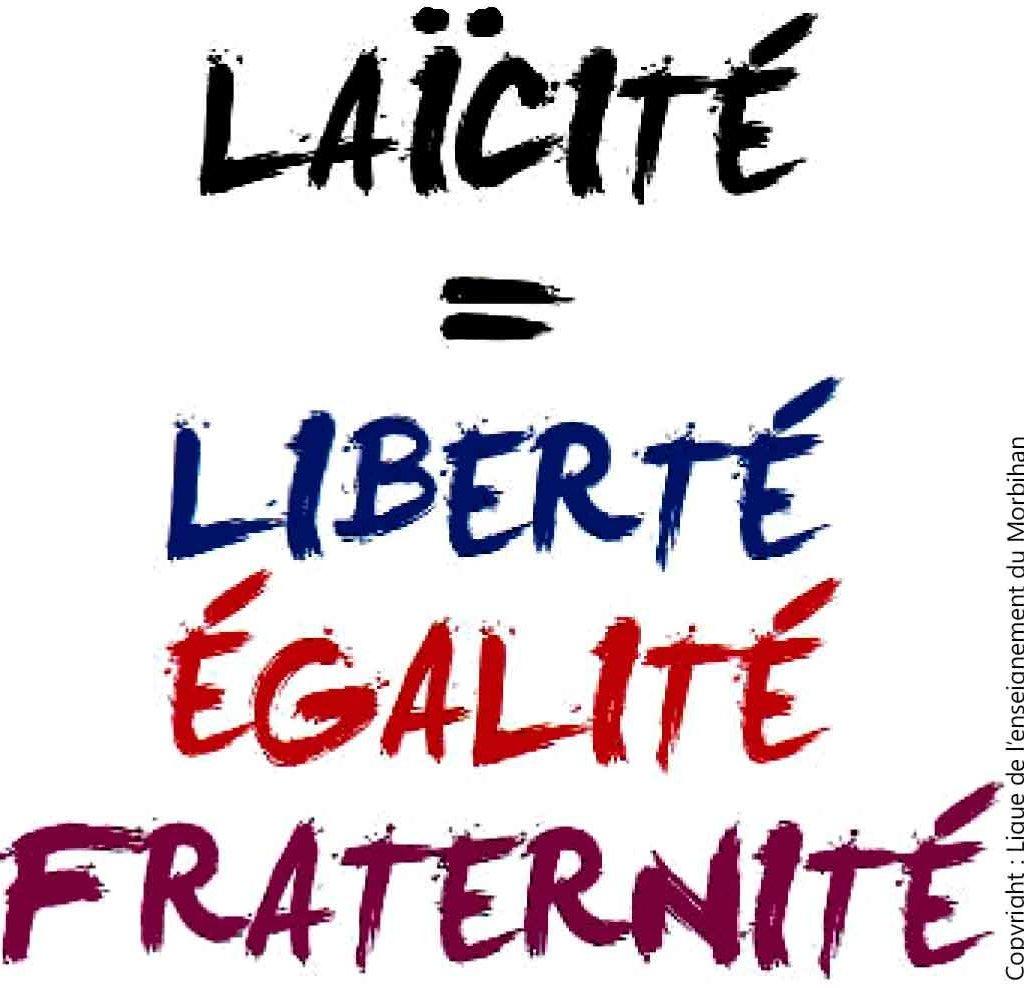 Libert Galit Fraternit Petit