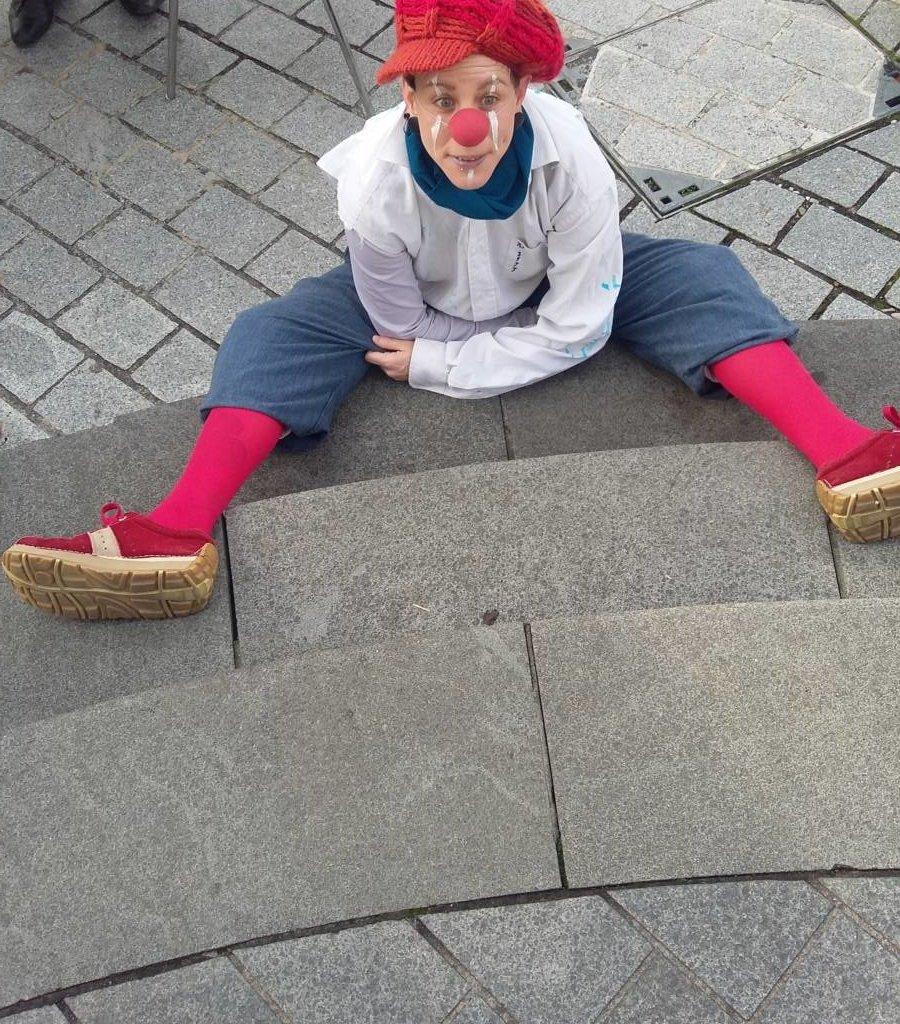 La Clown(e) Yuri Tsky