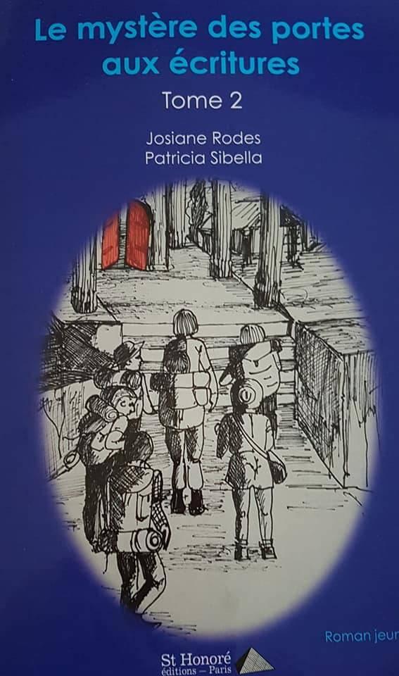 Le Mystère Des Portes Aux écritures Tome 2