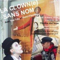 La Clown(e) Sans Nom