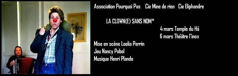 L'hymne Du MLF Et La Clown(e) Sans Nom