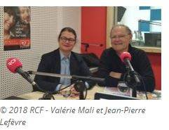 Interview sur RCF Bordeaux