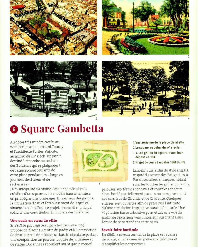 Sauvons Les Marronniers De La Place Gambetta
