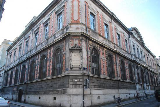 Société Philomathique 66 Rue De L'Abbé De L'Epée Bordeaux