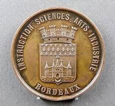 Médaille De La Société Philomathique