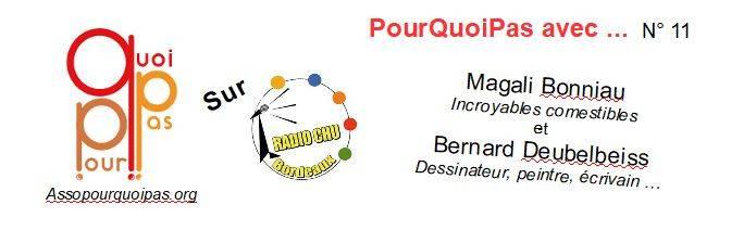 PourQuoiPas Avec … Magali Bonniau Et Bernard Deubelbeiss