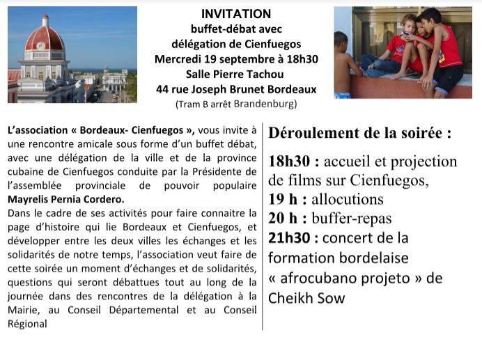 2018 09 19 Bordeaux Cienfuegos