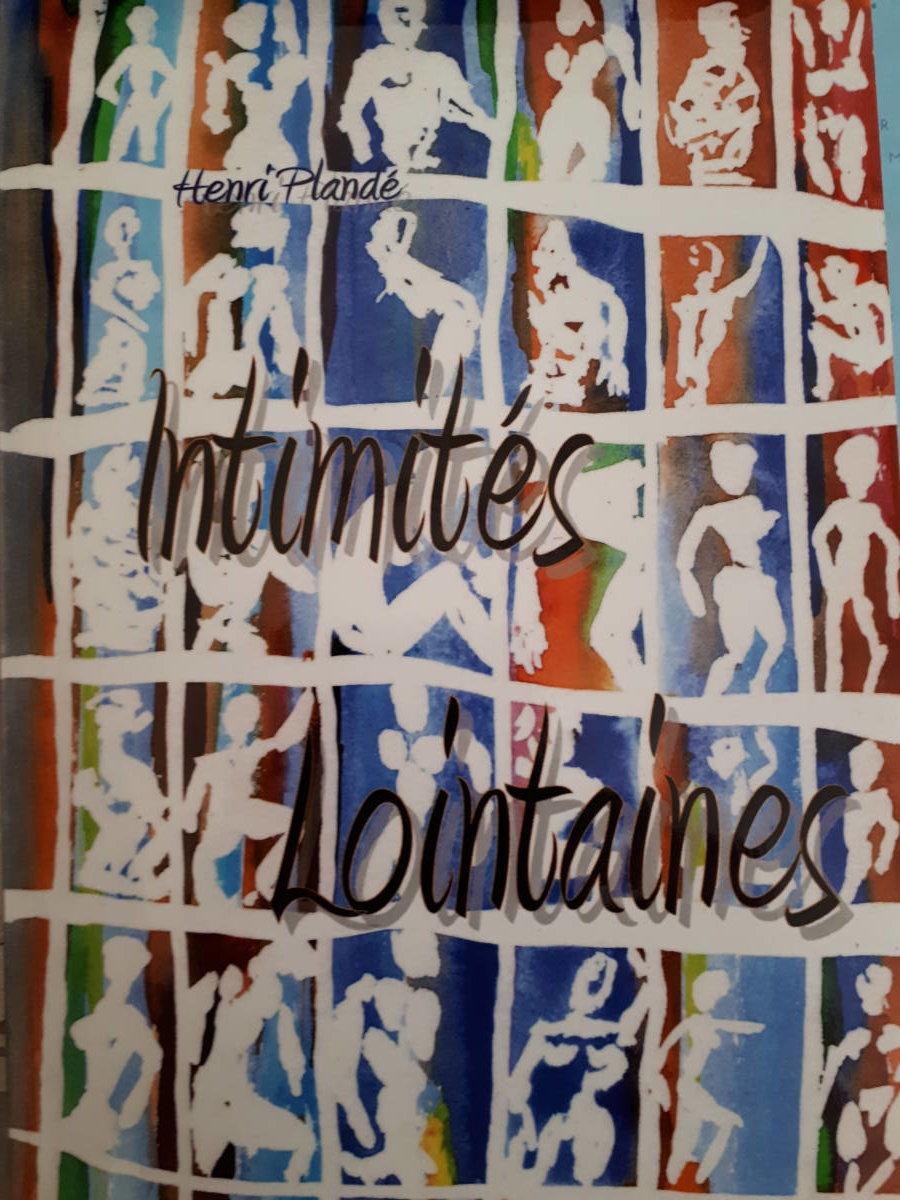Henri Plandé Intimités Lointaines Aquarelle