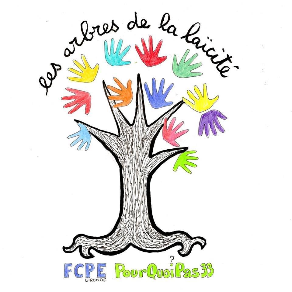 Logo Expo Plantons Un Arbre De La Laïcité