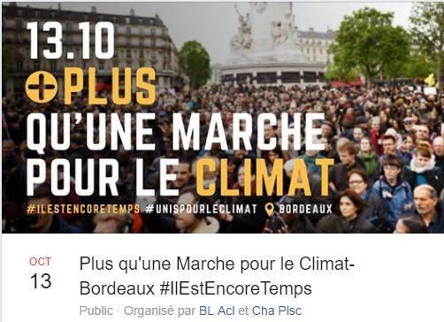 Marche Climat Bordeaux