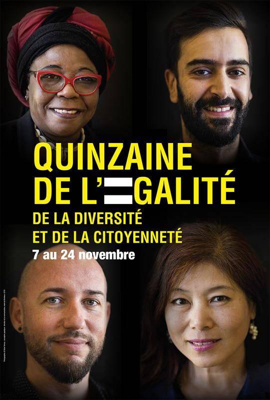 Qinzaine De L'égalité 2018