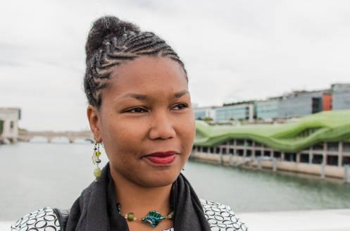 Afrique En Première Ligne Patricia Houéfa Grang