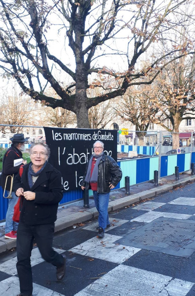 Collectif Sauvons Les Marronniers