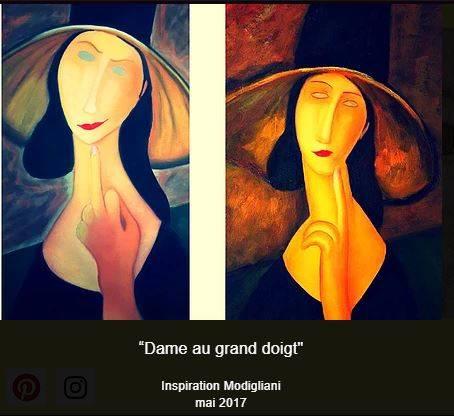 Peinture De Lizzet Barthet