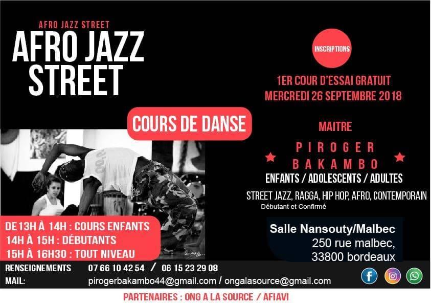 Afro Jazz Street