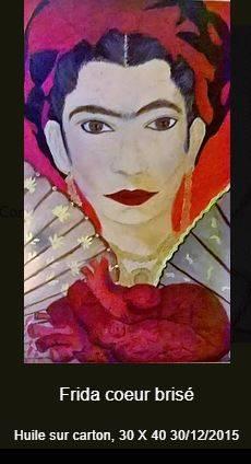 Peinture De Lizzet Barthel