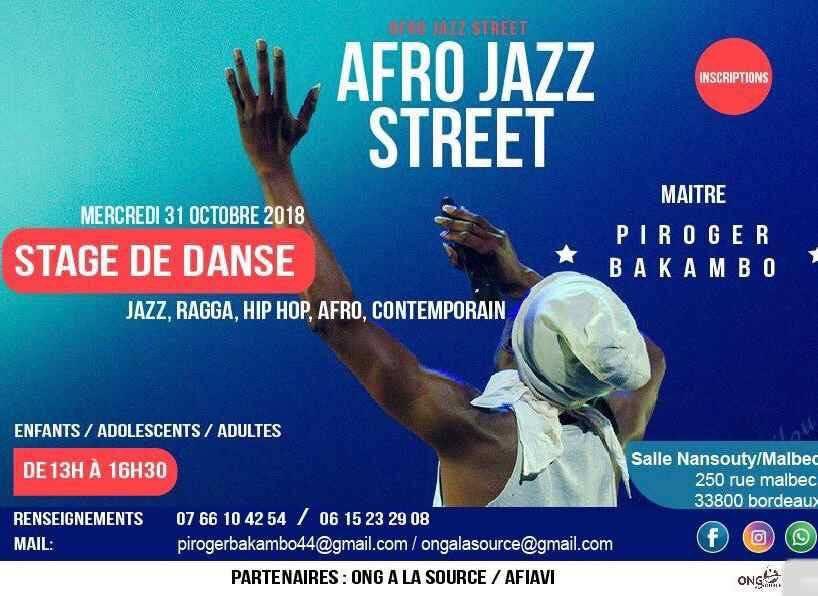 Afo Jazz Street