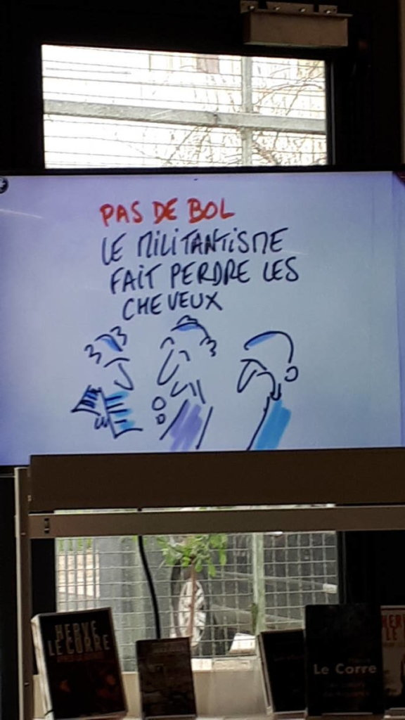 dessins d'Urbs solidaire des Ford