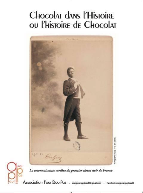 AssoPourQuoiPas Clown Chocolat Brochure