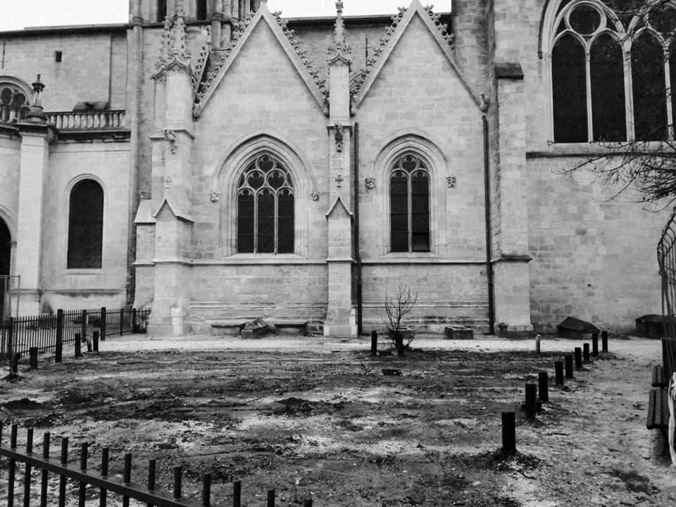 Jardin De Saint Seurin Avantt