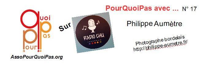 PourQuoiPas Avec Philippe Aumètre Sur Radio CHU